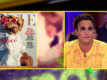 Josie opina de Beyonce en Zapeando