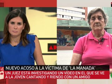 Blanca Estrella, presidenta de la Asociación Clara Campoamor, en Al Rojo Vivo.