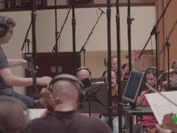 """Fernando Velázquez, compositor de la BSO de """"Durante la tormenta"""""""