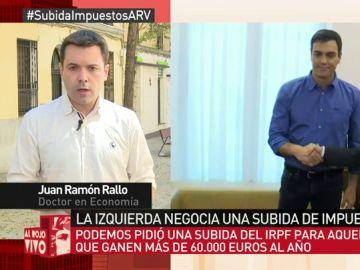"""Juan Ramón Rallo, sobre las propuestas de Podemos: """"Pretenden dejar atrás la austeridad con más austeridad"""""""