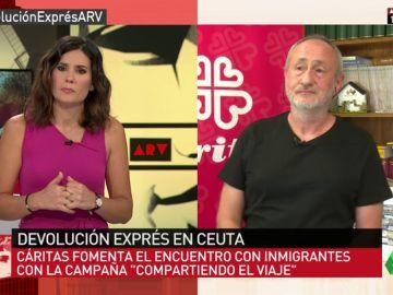 """Paco Aperador, sobre la devolución de migrantes: """"Dejarlos en un autobús en medio del desierto no parece respetar el acuerdo"""""""
