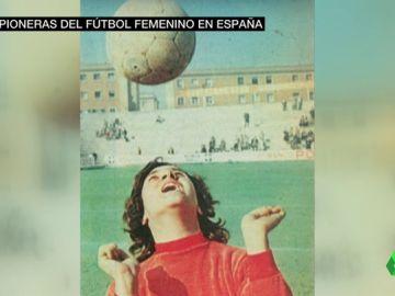 pioneras del futbol