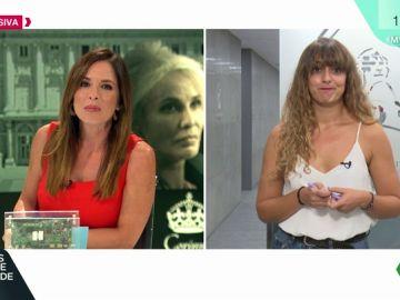 """Noelia Vera, sobre las grabaciones de Corinna: """"Nos aparece alarmante que el PSOE se haya situado en este asunto con PP y Ciudadanos"""""""
