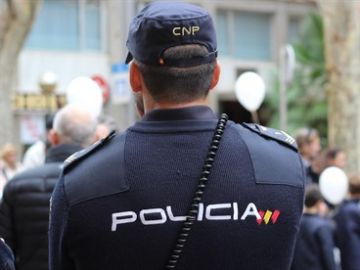 Imagen de archivo de la Policía
