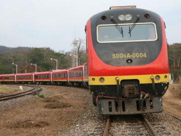 Tren Angola