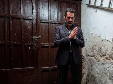 Filipe Duarte es Vasco en 'Matadero'