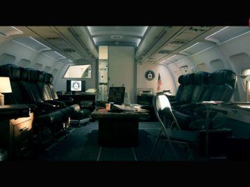 """Los vuelos secretos de la CIA, el martes, en Scoop: """"Este es el avión desde el que se hacen secuestros, torturas y encarcelamientos"""""""