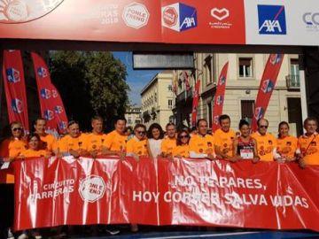 Quinta edición de la carrera 'Ponle Freno' en Vitoria