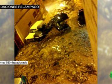 inundaciones relámpago