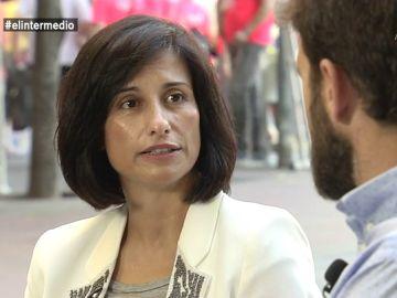 Lola García, subdirectora de 'La Vanguardia'