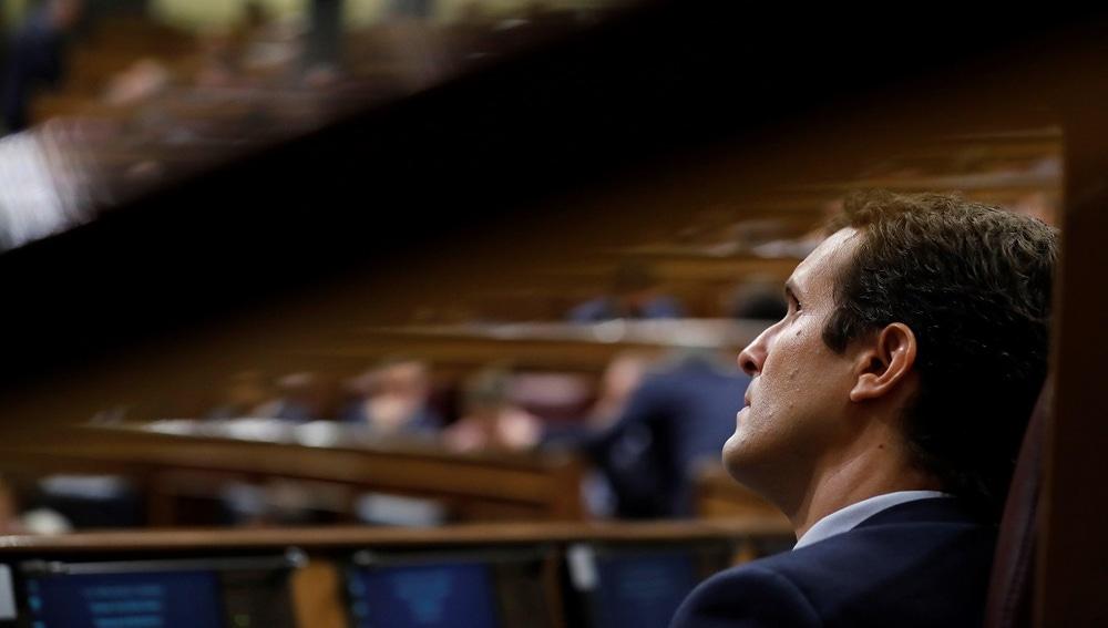 Imagen de archivo de Pablo Casado en el Congreso