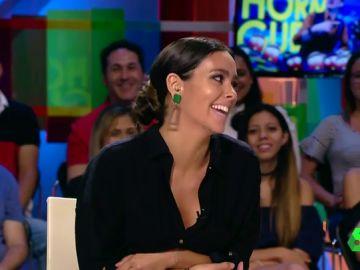 Así fue el día en el que Miki Nadal sacó de fiesta a Cristina Pedroche tras debutar en televisión