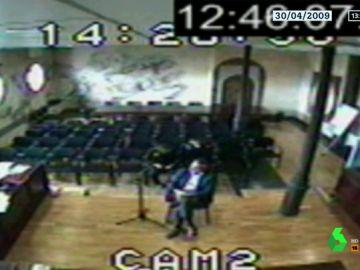 Vídeo en el que Correa declara ante el juez