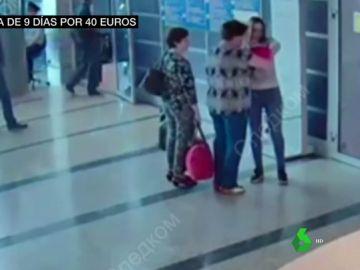 Detienen a una joven que vendió a su hija de nueve años por 40 euros a una mujer de 43 años