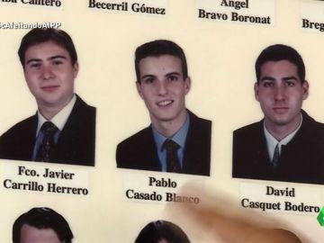 """El profesor del colegio marista donde estudió Pablo Casado desvela cómo era en las aulas: """"No se puede decir que era brillante"""""""
