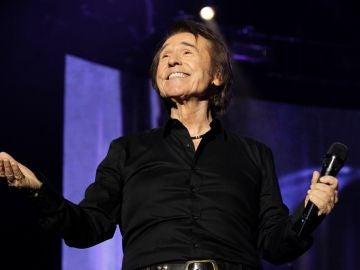 Imagen de Raphael en concierto en Madrid