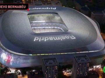 """Florentino: """"El nuevo Bernabéu será el mejor estadio del mundo"""""""