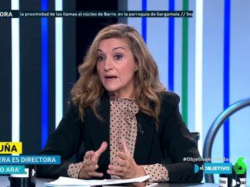 Esther Vera, en El Objetivo