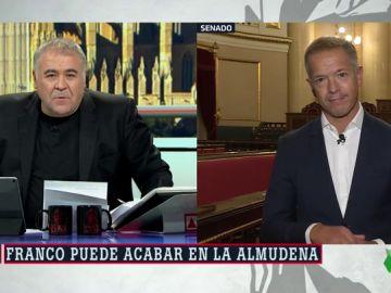 Antonio García Ferreras y Ander Gil