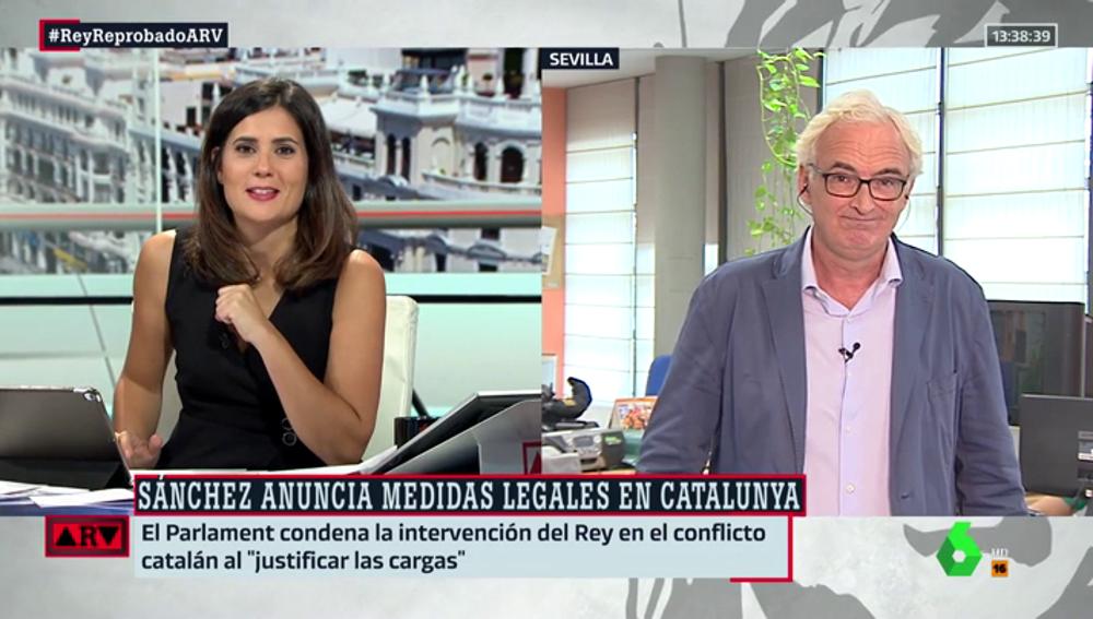 """Álvarez-Ossorio, sobre los delitos de ofensa a los sentimientos: """"Es un terreno peligroso, los ciudadanos pueden tener miedo de decir lo que piensan"""""""