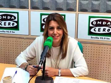 Susana Díaz en Onda Cero