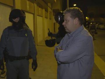 """Alberto Chicote, testigo de la increíble detención del principal distribuidor de atún rojo ilegal en España: """"¡Tiembla toda la casa!"""""""