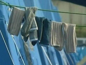 La ciencia resuelve el misterio de los calcetines perdidos