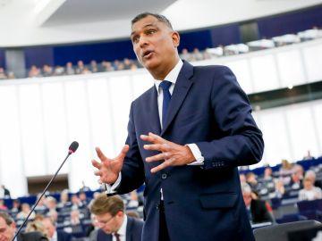 El eurodiputado conservador británico Syed Kamall