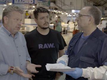 El fraude del atún rojo en Mercamadrid: ¿y si el pequeño distribuidor tampoco sabe que el pescado que vende es ilegal?