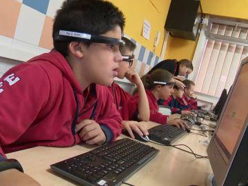 Llega a España un proyecto pionero para medir la concentración de estudiantes en colegios de primaria
