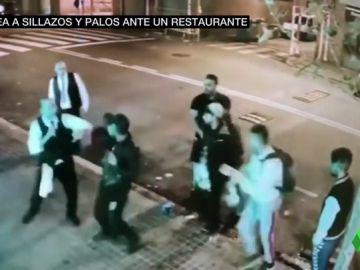 Manual para salir airoso de una pelea callejera, o todo lo que no hay que evitar viendo estas impactantes imágenes