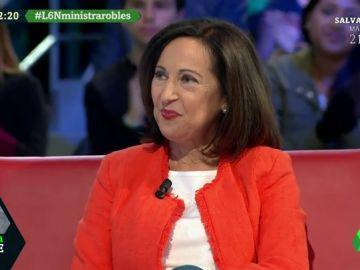 """Margarita Robles, sobre la polémica venta de armas a Arabia Saudí: """"El PP debe explicar que había detrás del contrato"""""""