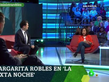 """El alegato de Margarita Robles a favor de invertir en Defensa: """"Protege nuestro valores democráticos y constitucionales"""""""