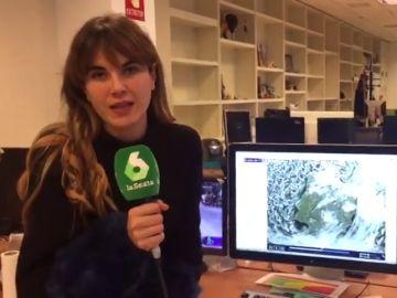 El frío, la nieve y la lluvia siguen siendo los grandes protagonistas meteorológicos con precipitaciones en Cataluña y Baleares