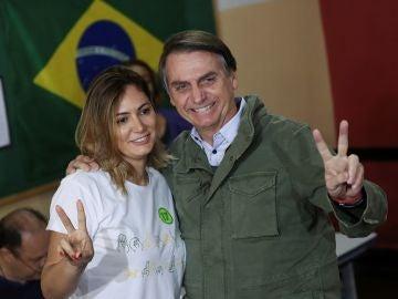 Bolsonaro en la segunda vuelta de las presidenciales