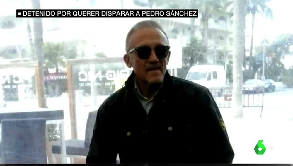 Manuel Murillo, el francotirador que quería matar a Pedro Sánchez