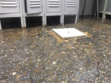 """Un ambulatorio de Castellón se inunda de aguas fecales: el olor es """"insoportable"""""""