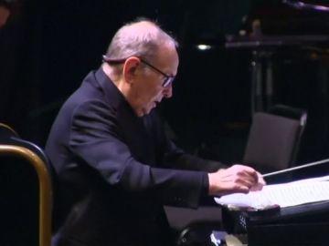 El músico italiano Ennio Morricone cumple 90 años