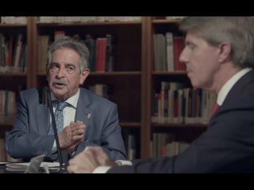 Miguel Ángel Revilla y Ángel Garrido, en Salvados