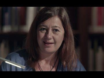 Francina Armengol, en Salvados: el rompecabezas español