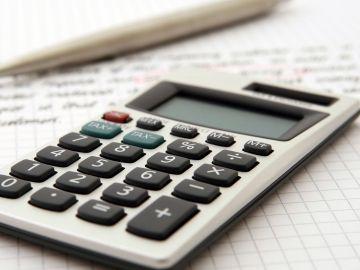 Imagen de una calculadora (Archivo)