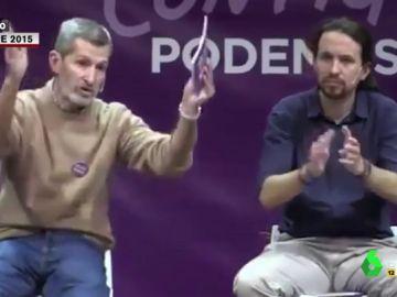 """Dani Mateo desvela """"la leyenda negra"""" de Julio Rodríguez"""