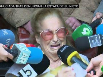 Desahucian a Mary, la anciana de 99 años que denunció a su nieto por venderle su casa