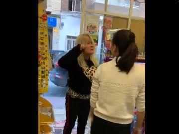 Agresión racista en un establecimiento en Murcia