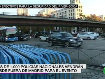 DEPORTES SEGURIDAD COPA LIBERATDORES