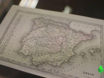 La España de Franco no la inventó el dictador: así era la distribución territorial con un mapa heredado de Cea Bermúdez