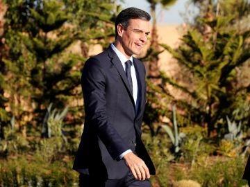 Pedro Sánchez llega a la cumbre de la ONU sobre migración