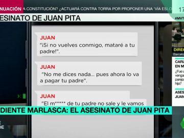 """Hablamos con la hija de Juan Pita, asesinado presuntamente por su exyerno: """"Me dijo que si me mataba a mí yo dejaba de sufrir"""""""