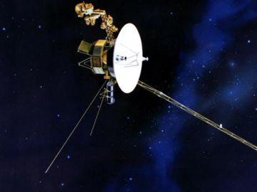 Imagen de la Sonda Voyager 2