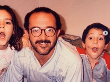 La emotiva carta de despedida de Miguel Ángel Silvestre tras la muerte de su padre